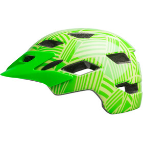 Bell Sidetrack Helmet Youth kryptonite/retina